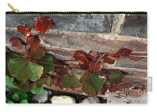 Climbing Ivy Carry-all Pouch