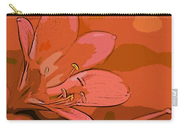 Clivia Miniata Carry-all Pouch