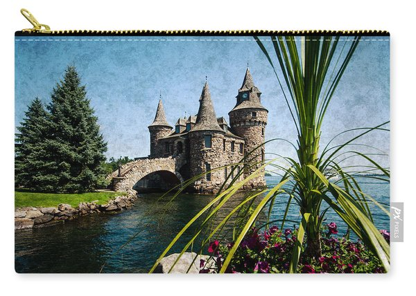 Boldt Castle Power House And Clock Tower Carry-all Pouch