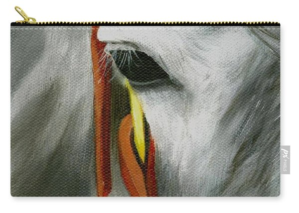 Close Up Carry-all Pouch