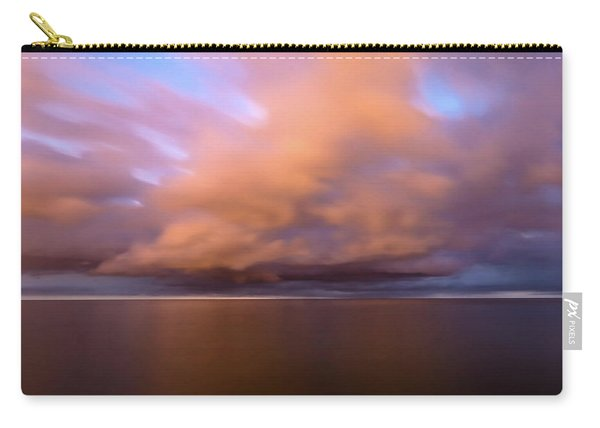 Cloud Motion At Dawn  Carry-all Pouch