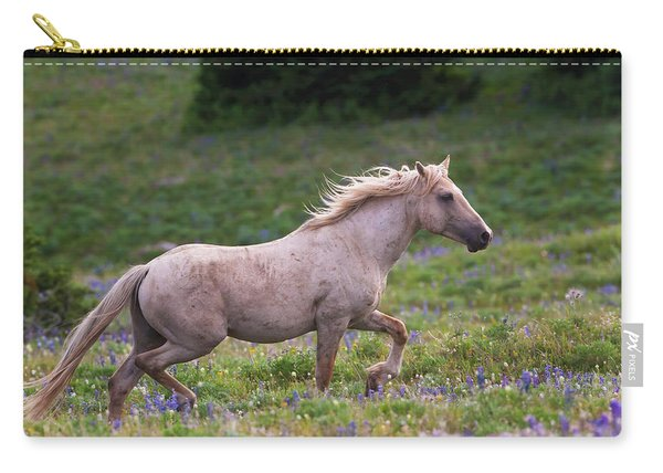Cloud- Wild Stallion Of The West Carry-all Pouch