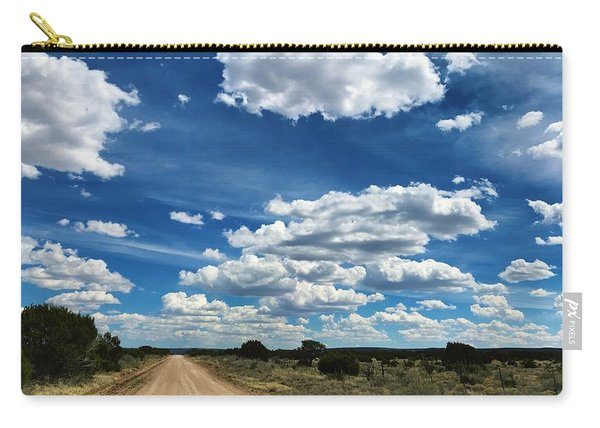 Clouddom Road Carry-all Pouch