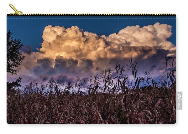 Clouds Over Fagagna Carry-all Pouch