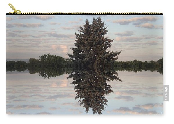 Clouds Up And Down Carry-all Pouch