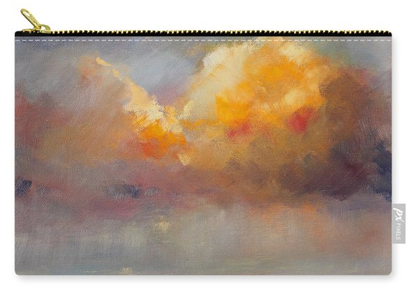 Cloudscape Carry-all Pouch