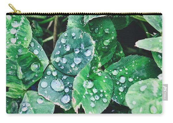 Clover Drops Carry-all Pouch