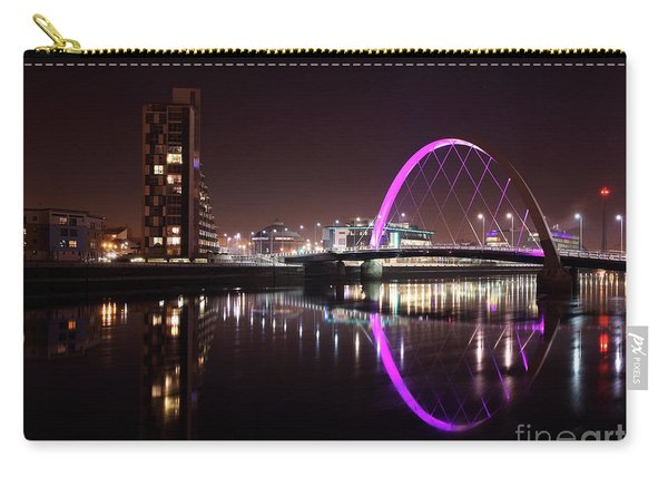 Clyde Arc Night Reflections Carry-all Pouch