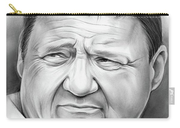 Coach Orgeron Carry-all Pouch