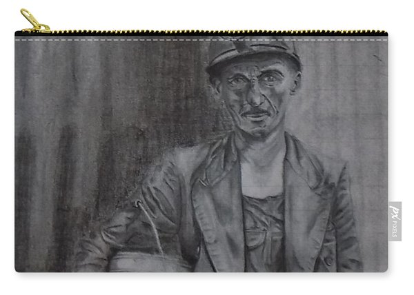 Coal Miner Carry-all Pouch
