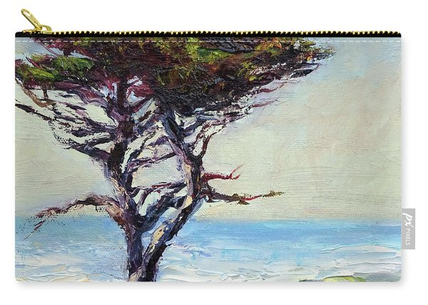 Coast Cypress Carry-all Pouch