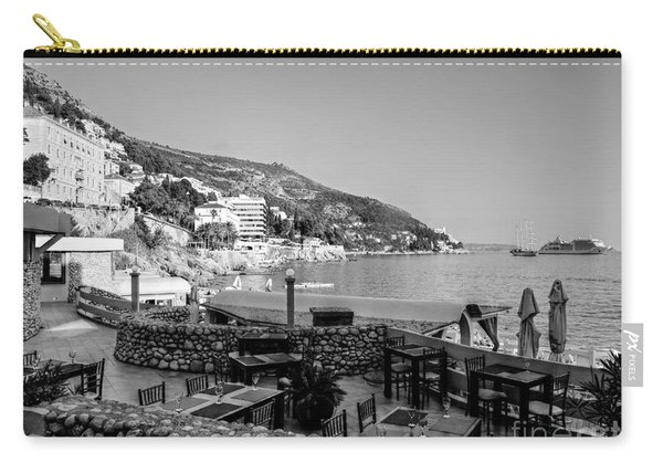 Coast Of Dubrovnik Carry-all Pouch