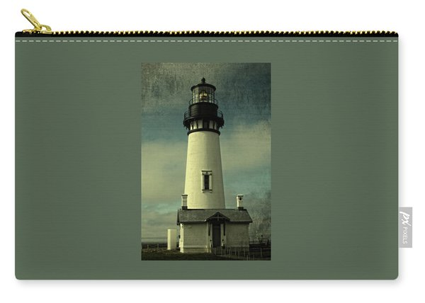 Coastal Breeze At Yaquina Head Carry-all Pouch