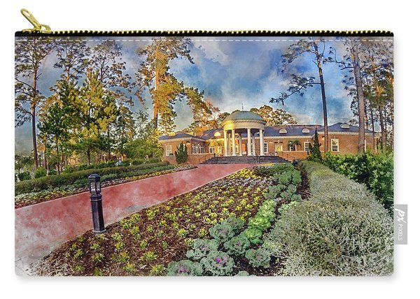 Coastal Carolina University Digital Watercolor Carry-all Pouch