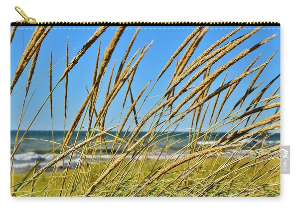 Coastal Relaxation Carry-all Pouch