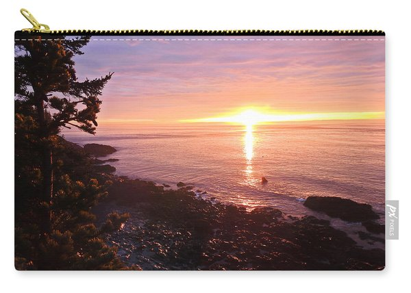 Coastal Sunrise Carry-all Pouch