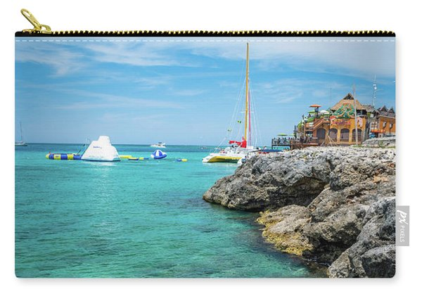 Coastline In Montego Bay Carry-all Pouch