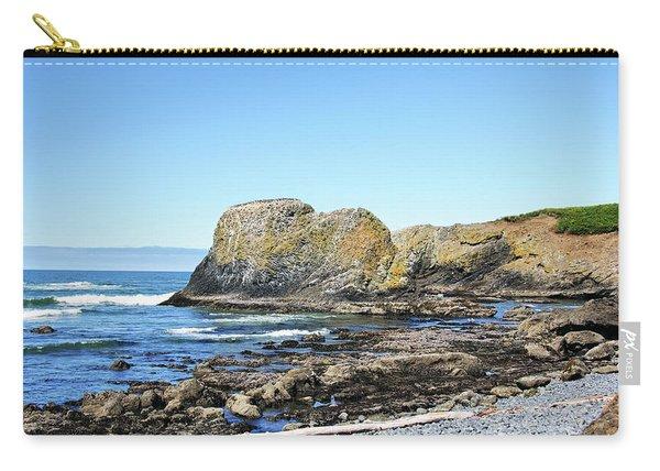 Cobblestone Beach Carry-all Pouch