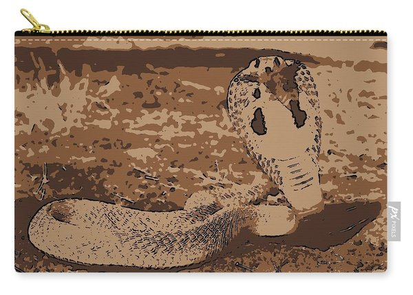 Cobra Love Carry-all Pouch