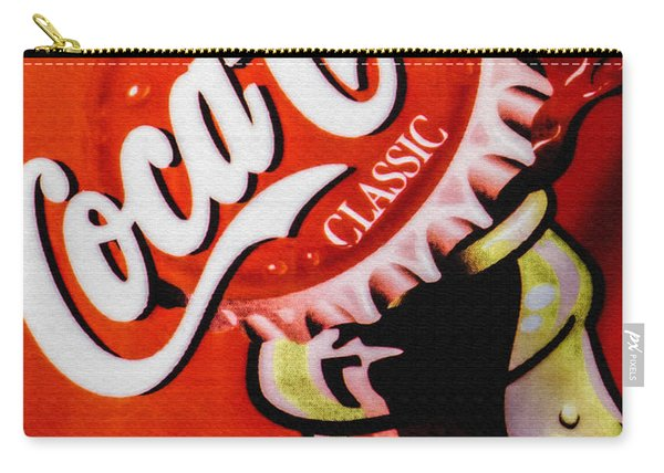 Coca Cola Classic Carry-all Pouch