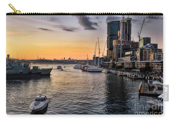 Cockle Bay Wharf Carry-all Pouch