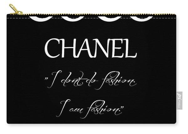8b9b12d640fa Chanel Carry-All Pouches | Fine Art America