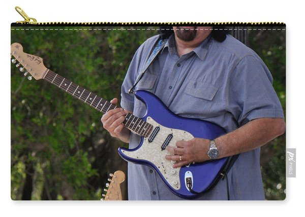 Coco Montoya And His Ocean Blue Fender American Standard Stratoc Carry-all Pouch