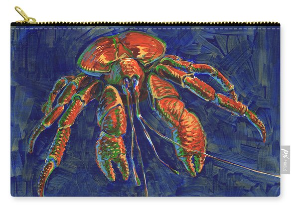Coconut Crab Carry-all Pouch