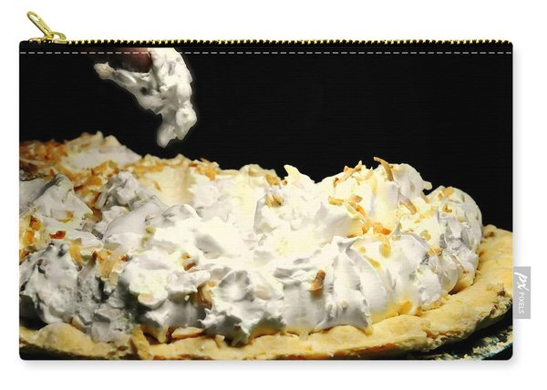 Coconut Cream Pie Carry-all Pouch