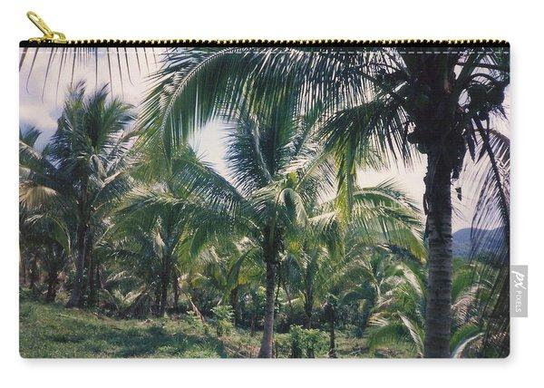 Coconut Farm Carry-all Pouch