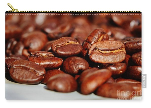 Coffee #6  Carry-all Pouch