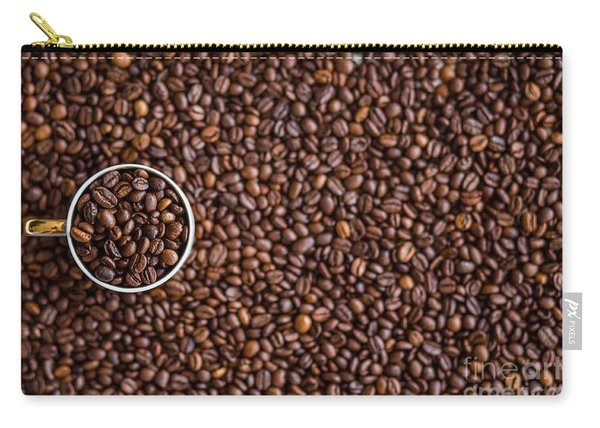 Coffee #7  Carry-all Pouch
