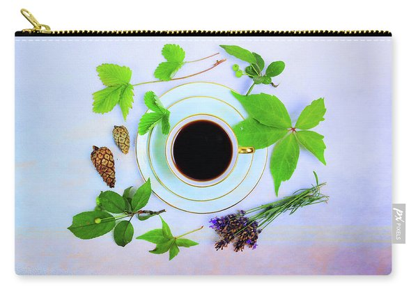 Coffee Delight Carry-all Pouch