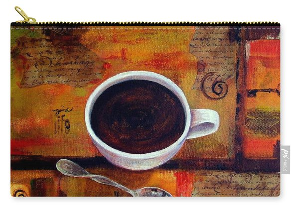 Coffee I Carry-all Pouch