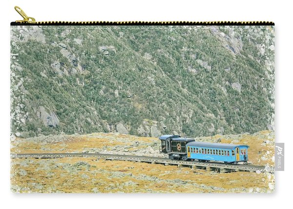 Cog Railroad Train. Carry-all Pouch