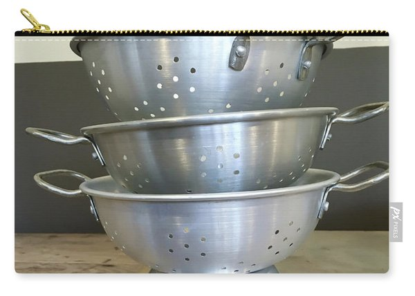 Colanders Carry-all Pouch