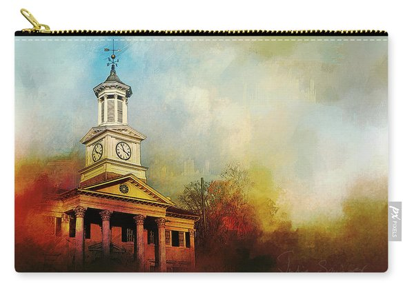 College Colors Carry-all Pouch