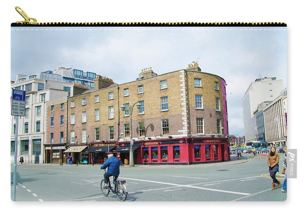 College Street Dublin - Doyles Pub Carry-all Pouch