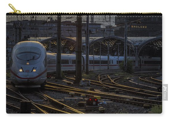 Cologne Central Station Carry-all Pouch
