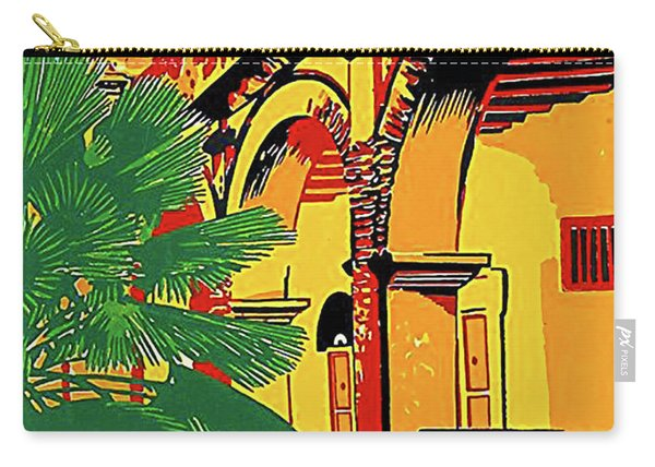 Colombia, Know Beautiful History Carry-all Pouch