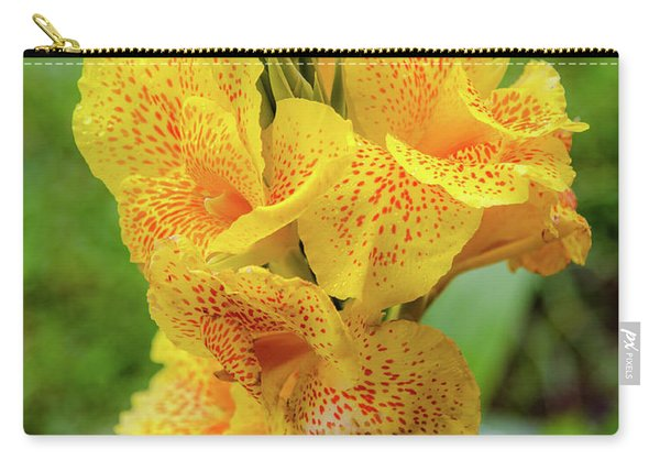Colombian Flower Carry-all Pouch