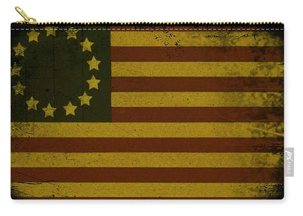 Colonial Flag Carry-all Pouch