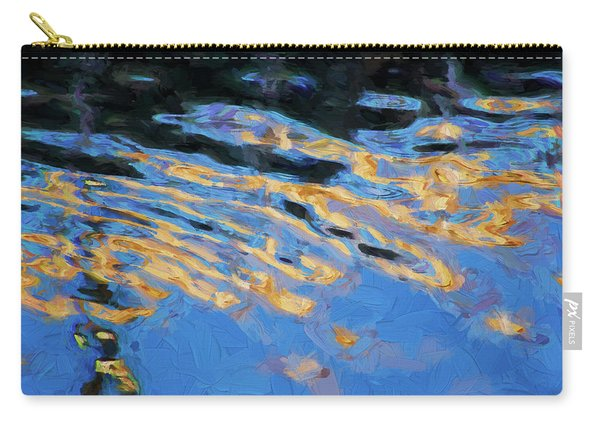 Color Abstraction Lxiv Carry-all Pouch