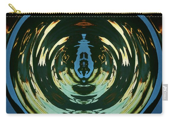 Color Abstraction Lxx Carry-all Pouch