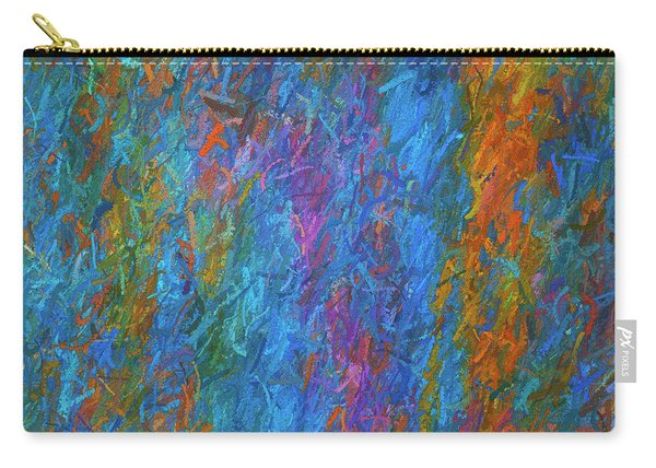 Color Abstraction Xiv Carry-all Pouch