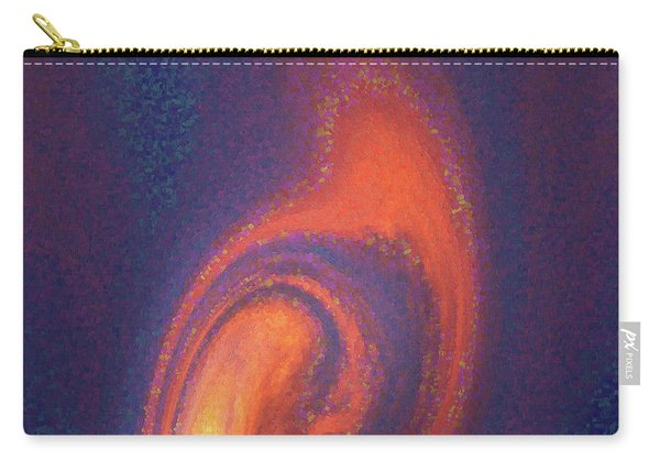 Color Abstraction Xlii Carry-all Pouch
