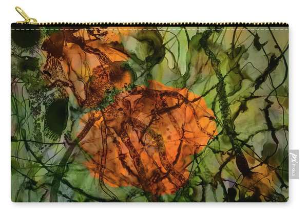 Color Abstraction Xx Carry-all Pouch