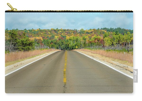 Color At Roads End Carry-all Pouch