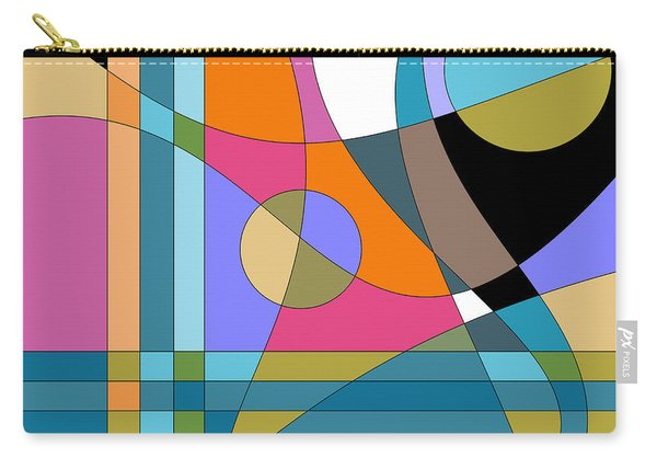 Color Play Carry-all Pouch