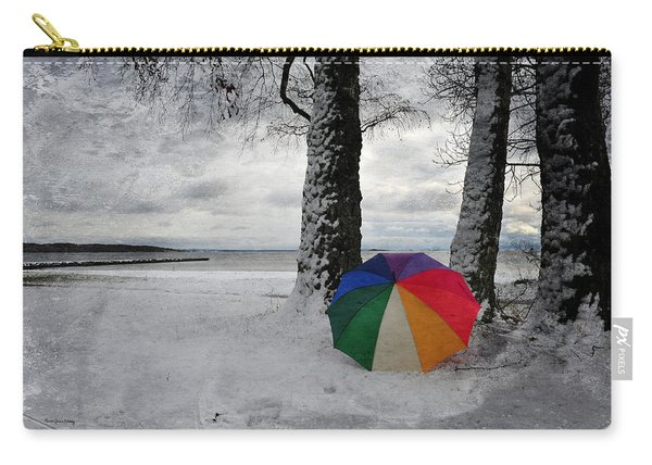 Color To The Melancholy Carry-all Pouch